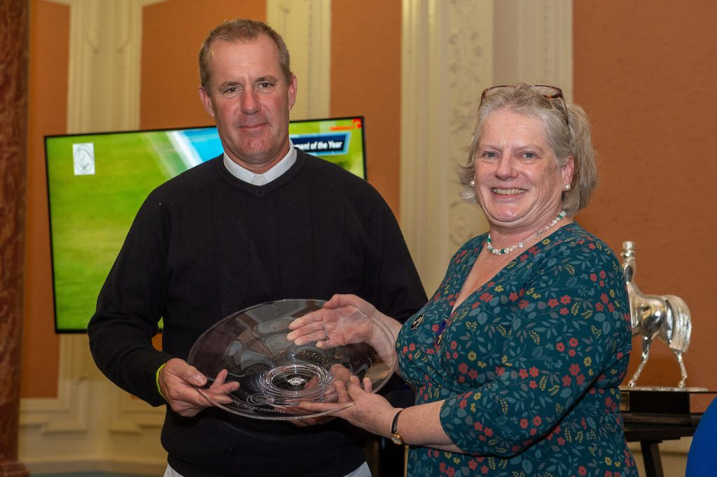 William Funnell won the award for Moment of the Year, © Jon Stroud Media